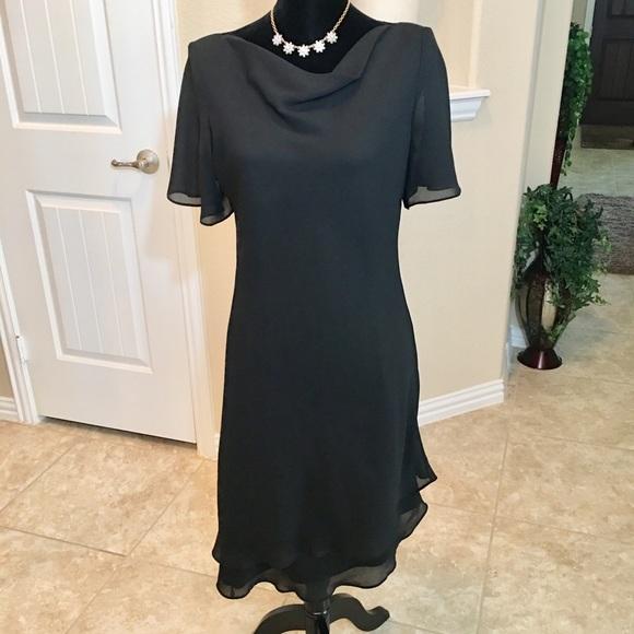 Virgo Dresses & Skirts - Black Dress Size 8 New
